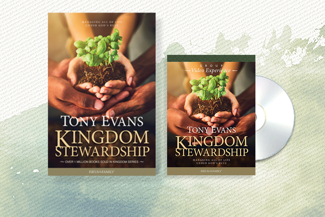 New Kingdom series by Tony Evans