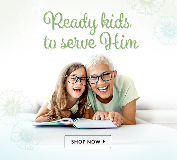 Share the blessings of Christ - Spring 2020 Catalogue